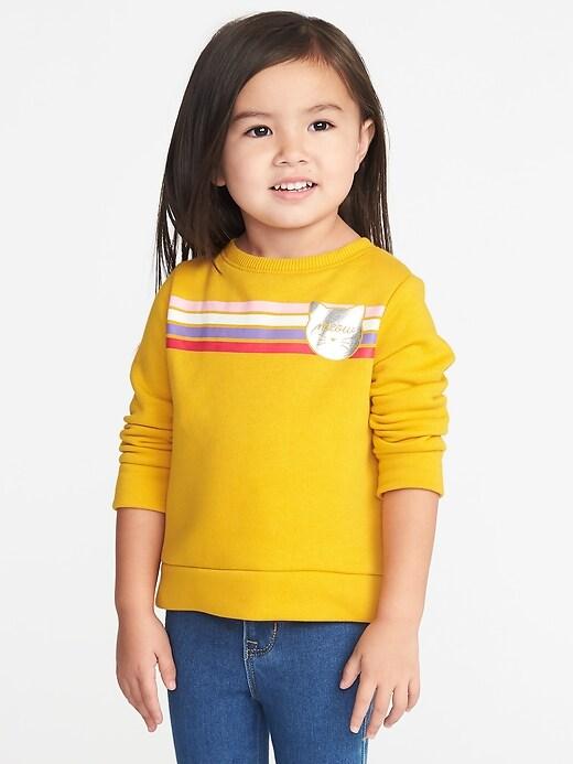 Graphic Sweatshirt for Toddler Girls