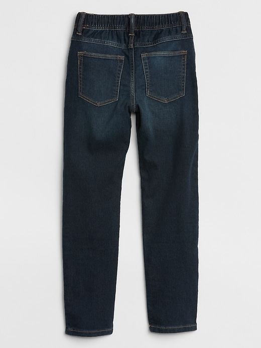 Kids Superdenim Pull-On Knit Jeans with Fantastiflex