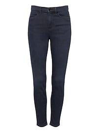 High-Rise Legging Ankle Jean