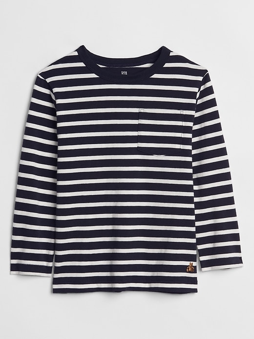 Toddler Stripe Long Sleeve T-Shirt