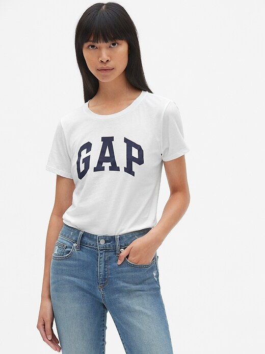 Logo Short Sleeve Crewneck T-Shirt