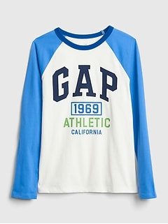 0069afb31643 GapKids: Boys: The Logo Shop   Gap