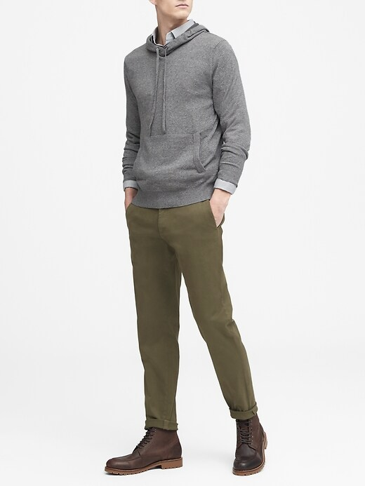 BR x Kevin Love &#124 Mason Athletic Tapered Soft Stretch Chino