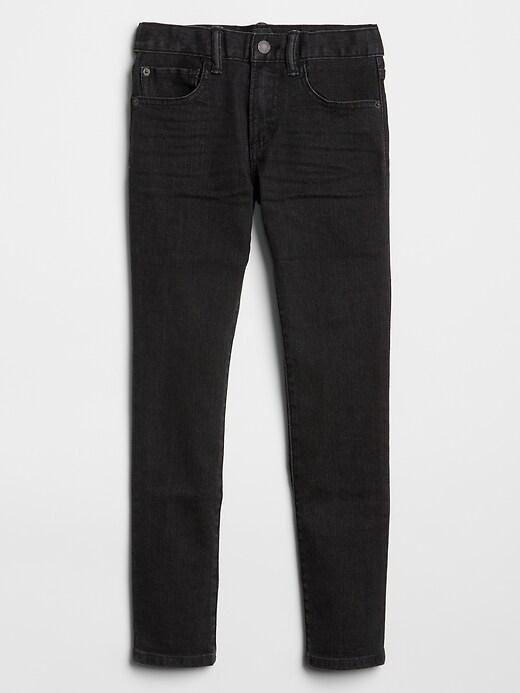 Kids Skinny Fit Jeans in High Stretch