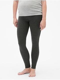 82dce0ae97f51 Maternity Pure Body Low-Rise Leggings
