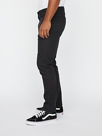 Canvas Workwear Pant in Athletic Slim Fit