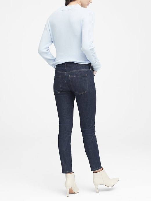 Skinny Zero Gravity Jean with Center Seam