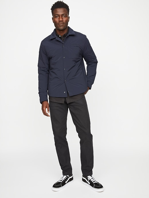 Canvas Workwear Pant in Slim Fit