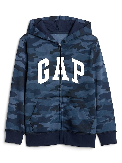 Kids Gap Logo Fleece Hoodie