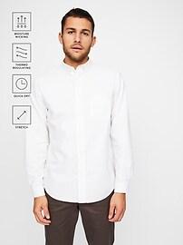 Tech Oxford Shirt