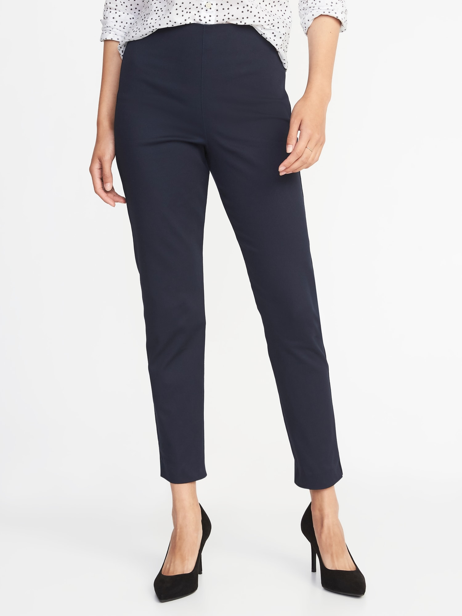 *Hot Deal* High-Waisted Super Skinny Ankle Pants for Women