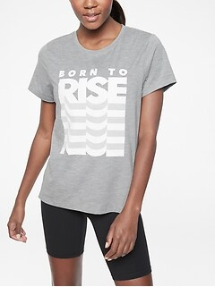 e662c70a7e40b3 Born to Rise Graphic Tee