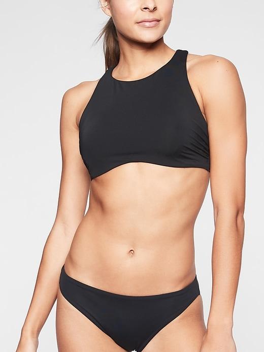 Maldives High Neck Bikini Top