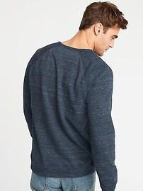 Classic Raglan-Sleeve Sweatshirt for Men
