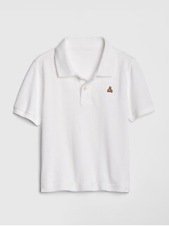 c69565815 polos. Toddler Polo Short Sleeve Shirt