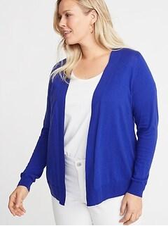 a648585047e Women s Plus-Size Cardigans   Sweaters