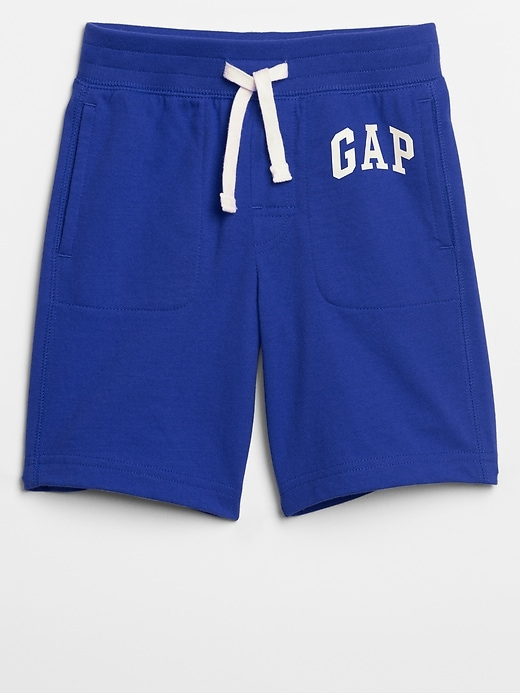babyGap Logo Pull-On Shorts