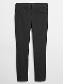 Skinny Ankle Pants in Bi-Stretch