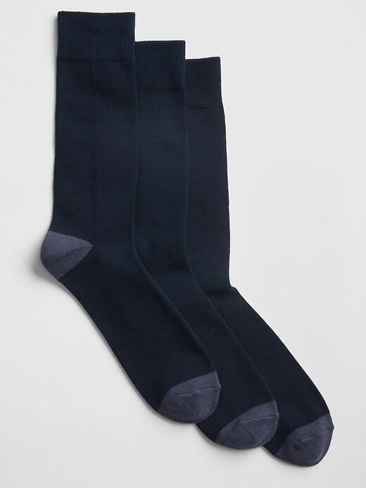 Chaussettes (paquets de 3paires)