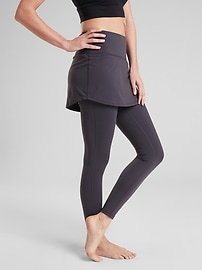 High Rise Chaturanga&#153 2 in 1 Tight