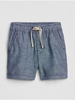 9d4bf04592804 Baby Boy Shorts | Gap