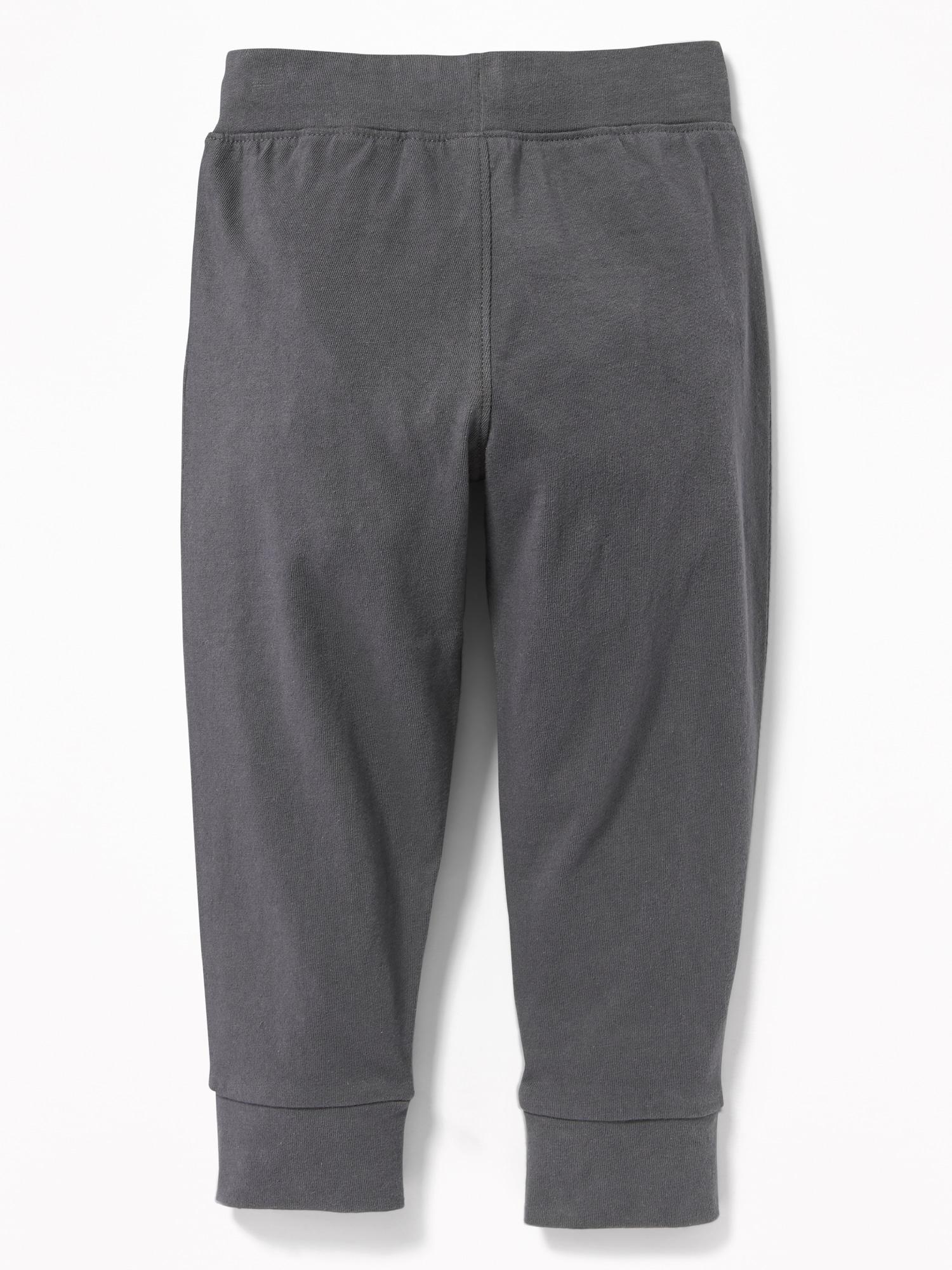 New York City Kids Cotton Sweatpants,Jogger Long Jersey Sweatpants