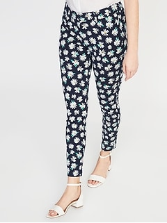 7a2d465e454f0 Mid-Rise Printed Pixie Ankle Pants for Women