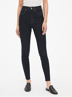 a9bba6689a8 Sky High True Skinny Jeans with Secret Smoothing Pockets