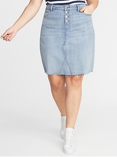 Women S Plus Size Skirts Old Navy