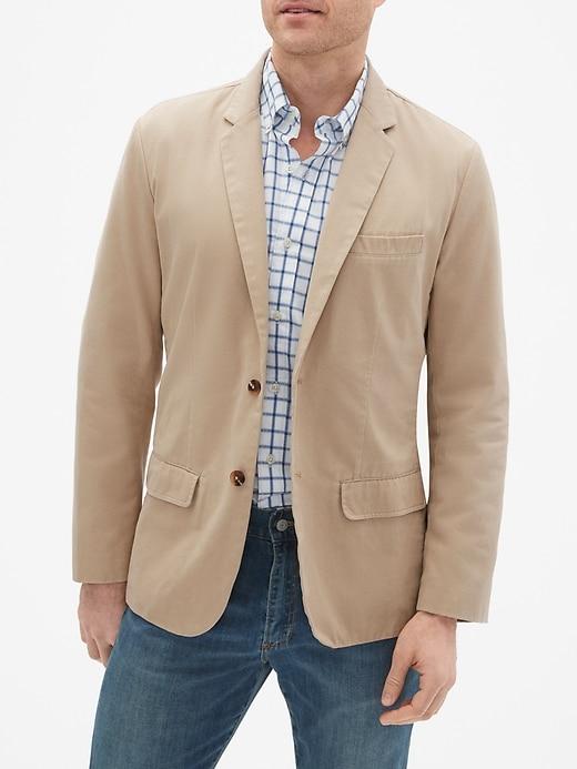 2-Pack Gap Men's Twill Blazer (3 color options)