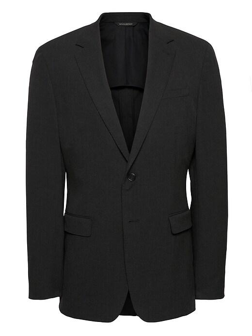 Slim Lightweight Suit Blazer