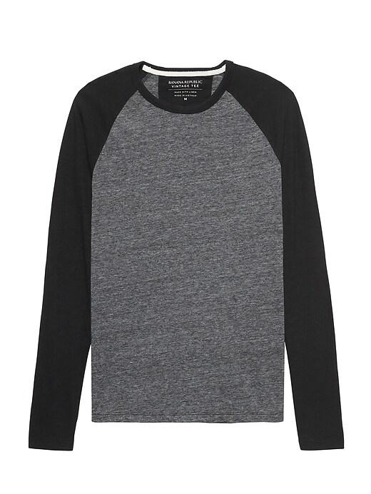 Vintage 100% Cotton Baseball T-Shirt