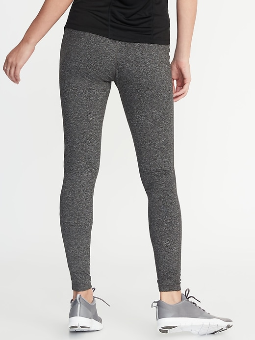 Maternity High-Waisted Elevate Compression Leggings