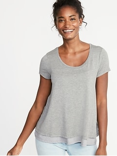 c7c22646ae4d1 Nursing Clothes for Women | Old Navy