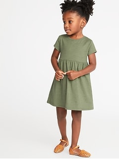fe17a2c3054a9 Toddler Girl Dresses & Jumpsuits | Old Navy