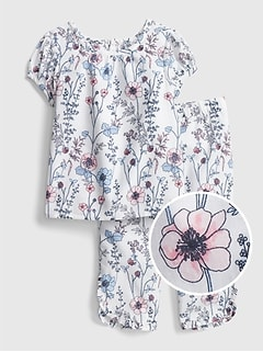 ed91eaca4a Pajamas for Toddler Girls