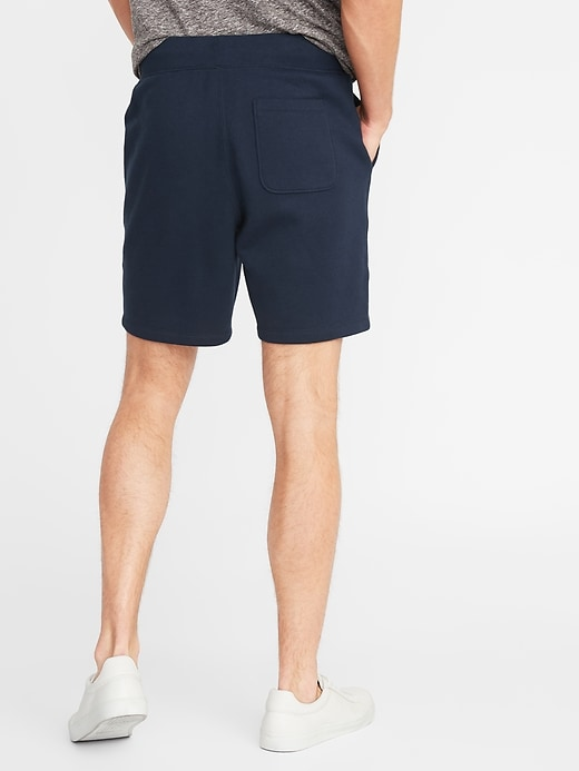 Soft-Washed Jogger Shorts for Men - 7.5-inch inseam