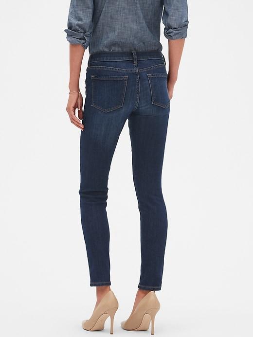Petite Dark Skinny Jean