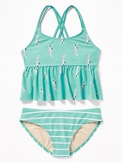 3ae78fbf18660 Girls' Swimwear & Bathing Suits | Old Navy