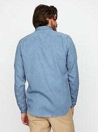 Hybrid Denim Shirt