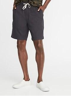 00b98a068acf3 Built-In Flex Twill Jogger Shorts for Men - 9-inch inseam