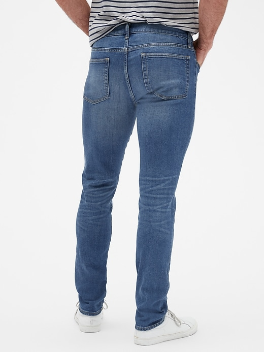 Skinny Fit Jeans with GapFlex