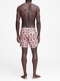 Retromarine &#124 Pineapple Print Swim Short