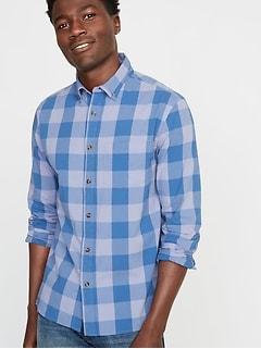 fcd496963478f4 Slim-Fit Built-In Flex Everyday Shirt for Men
