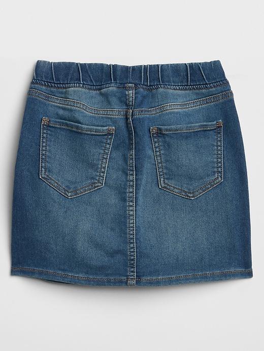 Kids Denim Skirt with Fantastiflex