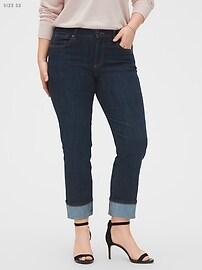 Rinse Straight Leg Jean
