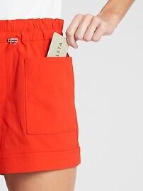 Trekkie Paper Bag Short
