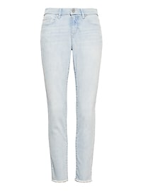 Mid-Rise Skinny Ankle Jean