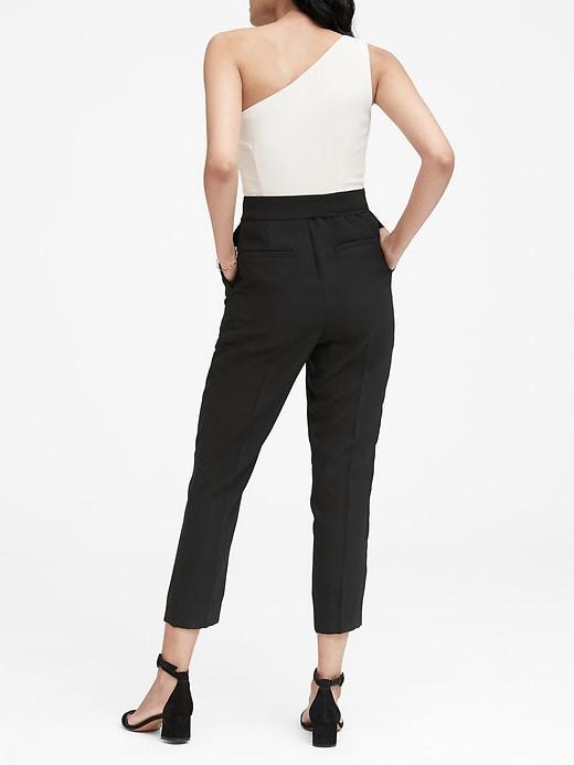 Petite One-Shoulder Jumpsuit