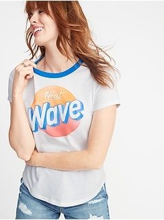 d17157f57 EveryWear Graphic Tee for Women